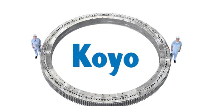 Η εταιρεία Koyo παραδίδει ρουλεμάν περιστροφικής κίνησης διαμέτρου 7,7 μέτρων